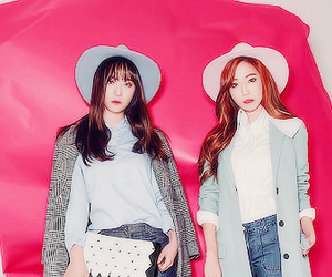 fx, jessica, and jessica jung image