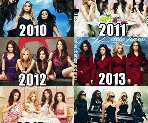 pretty little liars and pll image