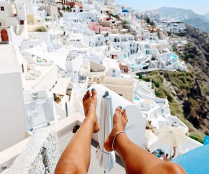 Greece, summer, and goals image
