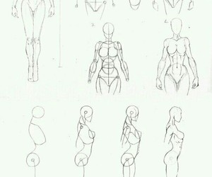 body and female image