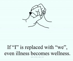 i, illness, and quotes image