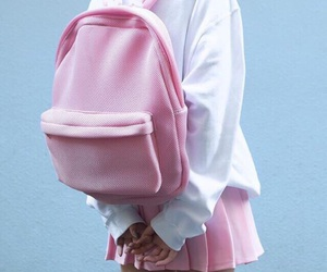 pink, fashion, and white image