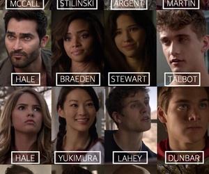 characters, season5, and teenwolf image