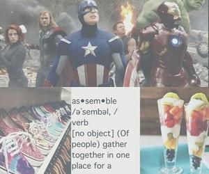 Avengers, thor, and robertdowneyjr image