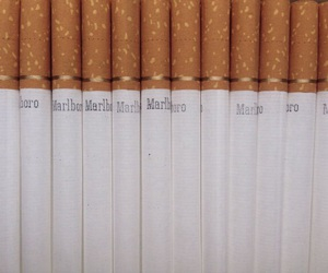 cigarette and marlboro image