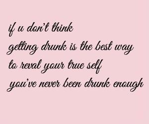 cursive, drunk, and pastel image
