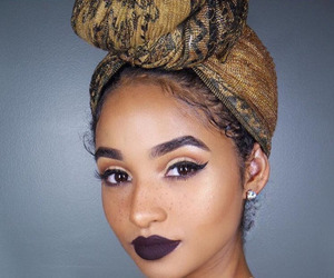 beauty, frappe, and makeup image