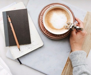 coffee and notes image