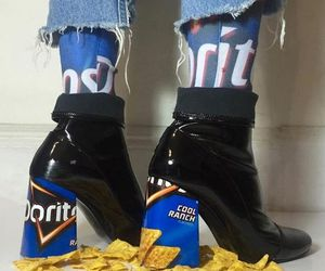 aesthetic, style, and doritos image