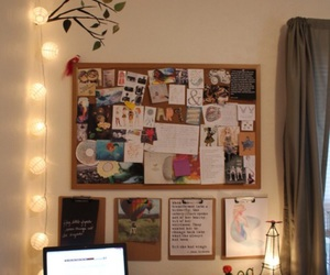 study, confortable, and desk image