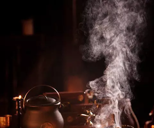 witchcraft, witch, and candle image