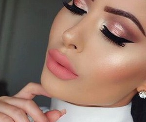 flawless, pink, and make up image