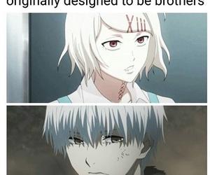 anime, tokyo ghoul, and kaneki image