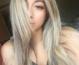 beautiful, blonde, and ally brooke image