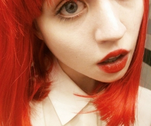 allison harvard, red hair, and allison image