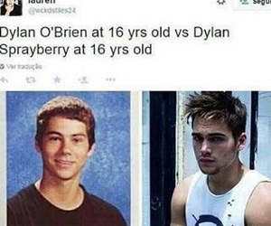 dylan sprayberry, teen wolf, and dylan o'brien image
