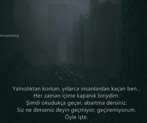 alone and türkçe image