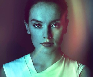 cute, daisy ridley, and rey image