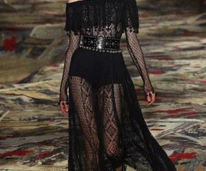 Alexander McQueen, paris fashion week, and fashion image