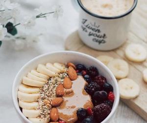 abs, food, and junkfood image
