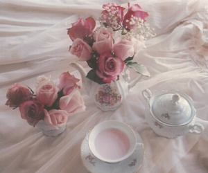 aesthetic, flowers, and sweet image