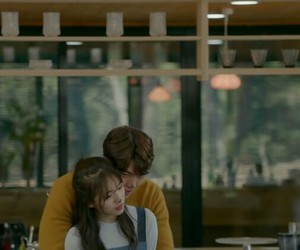 drama, korean, and couple image