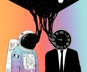time, space, and art image