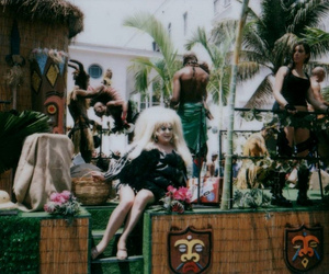 analog, camera, and drag queen image