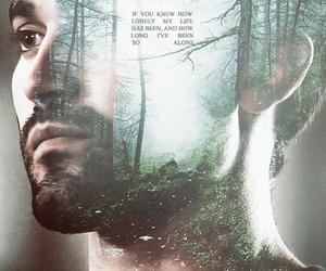 teen wolf, tyler hoechlin, and derek hale image