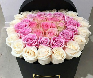 flowers, chic, and goals image