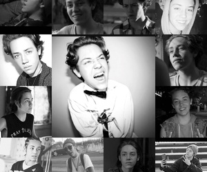 shameless, carl gallagher, and ethan kutkosky image