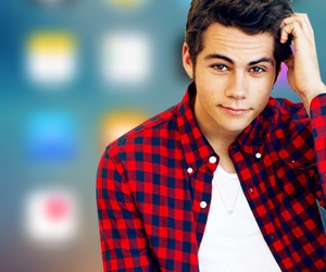 iphone wallpaper, teen wolf, and dylan o'brien image