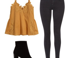 outfit, Polyvore, and lexi image
