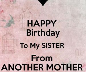 happy birthday and sister image