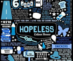 hopeless, book, and colleen hoover image