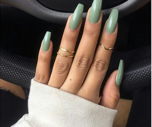 expensive, nails, and pastel image