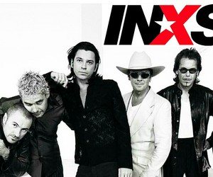 band and INXS image