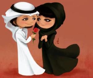 love, islam, and muslim image