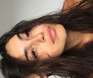 gorgeous, site model, and makeup free image