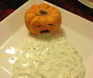 creative, food, and spooky image
