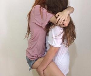 bisexual, boy, and cuddling image