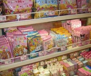 pink, japan, and kawaii image