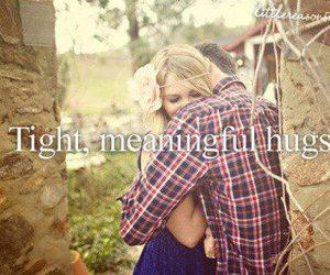 couple, girl, and hugs image