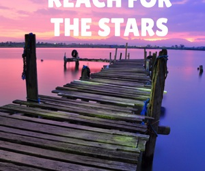easel, stars, and dreambig image