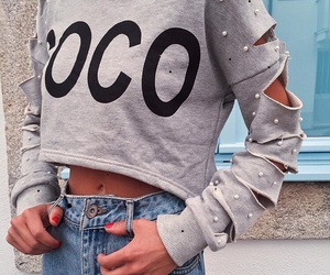 fashion, style, and coco image