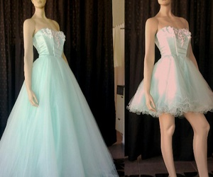 dress, quince, and vestidos image