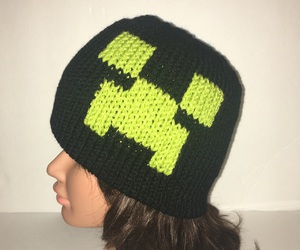 creeper, minecraft, and monster image