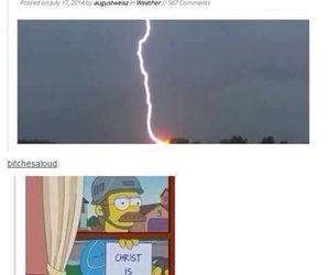 funny, tumblr, and the simpsons image