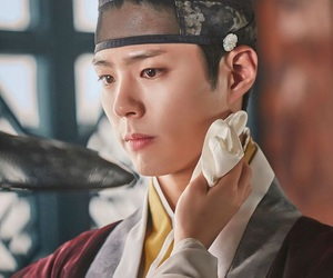 park bogum, moonlight drawn by clouds, and lee yeong image