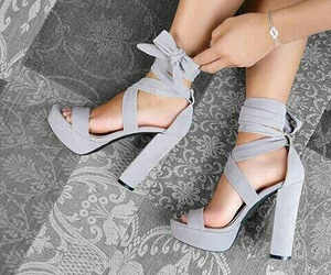 beautiful, stunning, and shoes image